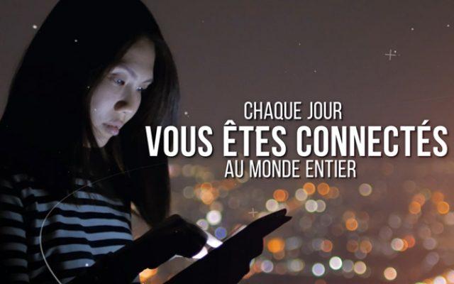 Réalisation d'une vidéo inspirante pour la startup réseau social Mydream Smile the world